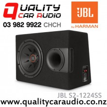 "JBL S2-1224SS 12"" 1100W S2-1224 sub in Ported enclosure with Easy LayBy"