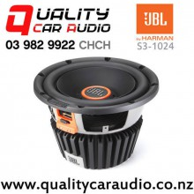 "JBL S3-1024 10"" 1350W (450W RMS) Switchable Impedance Component Car Subwoofer with Easy Finance"