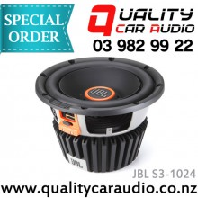 "JBL S3-1024 10"" 1350W component subwoofer - Easy LayBy"