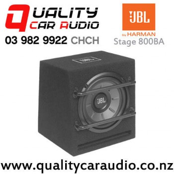 """JBL Stage 800BA 8"""" 200W (100W RMS) Active Car Subwoofer with Easy Payments"""