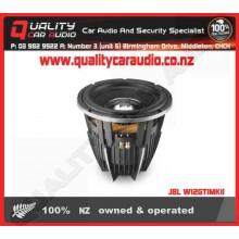 "JBL W12GTIMKII 700W 12"" GTi Series Dual 6 ohm Sub - Easy LayBy"