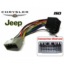 JEEP / CHRYSLER TO ISO WIRING ADAPTER (2002 ON)