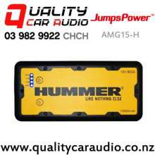 Jumps Power AMG15-H Hummer 15,000mAH Jumpstarter with Power Bank and Led Torch with Easy Finance