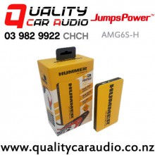 Jumps Power AMG6S-H Hummer 6000mAH Jumpstarter with Power Bank and Led Torch with Easy Finance