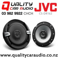 "JVC CS-DR162 6.5"" 300W (50W RMS) 2 Way Coaxial Car Speakers (pair) with Easy Finance"
