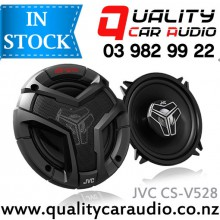"""JVC CS-V528 5.25"""" (13cm) 220W 2 Ways Coaxial Car Speakers (Pair) with Easy Layby"""