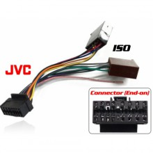 JVC TO ISO WIRING ADAPTER (2005-2008)