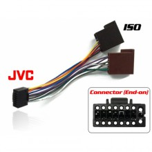 JVC TO ISO WIRING ADAPTER (2011 ON)