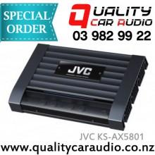 JVC KS-AX5801 600W 2/1 Channels Class-AB Mosfet Power Car Amplifier