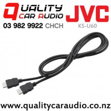 JVC KS-U60 / Kenwood KCA-HD100 HDMI CABLE - Easy LayBy