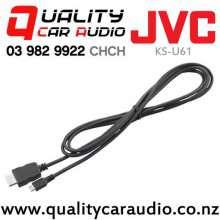 JVC KS-U61 / Kenwood KCA-MH100 MHL Cable