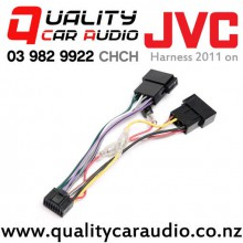 JVC QAM1343-002 Kenwood/JVC to ISO Harness 2011 on