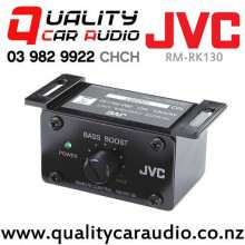 JVC Arsenal RM-RK130 Remote Bass Boost Control