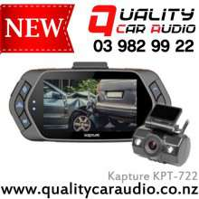 "Kapture KPT-722 2.7"" Full HD Dash Cam car DVR - Easy LayBy"