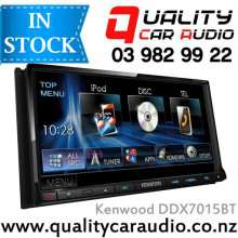 """KENWOOD DDX7015BT 7"""" BLUETOOTH HDMI DVD USB AUX TUNERS IPHONE with Easy LayBy"""