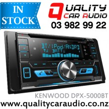 Kenwood DPX-5000BT Bluetooth CD USB AUX NZ Tuners 3x Pre Outs with Easy LayBy