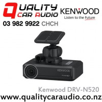 Kenwood DRV-N520 GPS Integrated DashBoard Camera (SD card not included) with Easy LayBy
