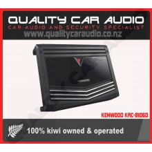 Kenwood KAC-8106D 1000W 1 Channel Class D Mono Block Car Amplifier with Easy Layby