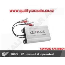 KENWOOD KAC-M1804 4 ch 45W RMS x 4 amplifier - Easy LayBy