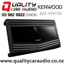 Kenwood KAC-PS917D 1500W Mono Channel Car Amplifier with Easy Finance