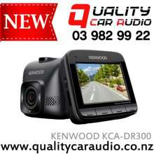 KENWOOD KCA-DR300 GPS Integrated Dashboard Camera - Easy LayBy