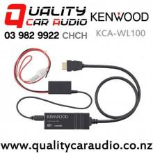 Kenwood KCA-WL100 Wireless Mirror Link receivers with Easy Finance