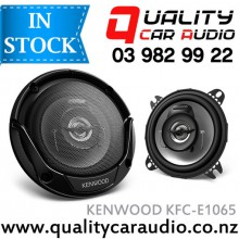 "KENWOOD KFC-E1065 4"" 210W 2-Way Coaxial Speakers"