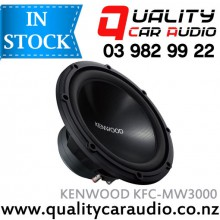 "Kenwood KFC-MW3000 12"" (30cm) 1200W Single Voice Coil Car Subwoofer with Easy Layby"