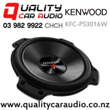 "Kenwood KFC-PS3016W 12"" (30cm) 2000W (400W RMS) Single 4 ohm Voice Coil Car Subwoofer with Easy Finance"
