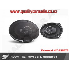 "KFC-PS6975 6x9"" 550W 3 Ways Coaxial Car Speakers (Pair) with Easy Layby"
