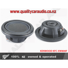 "KENWOOD KFCXW800F 8"" Shallow 4-ohm 600W Subwoofer - Easy LayBy"