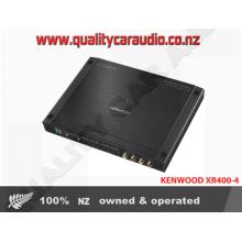 KENWOOD XR400-4 X-series 4 Channel 1000W Amplifier - Easy Layby