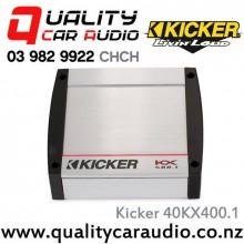 Kicker 40KX400.1 400W Mono Class D Car Amplifier with Easy LayBy