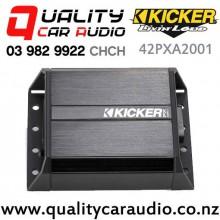 Kicker 42PXA2001 200W Mono Compact Car Amplifier with Easy Finance