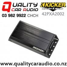 Kicker 42PXA2002 200W 2 Channel Compact Car Amplifier with Easy Finance