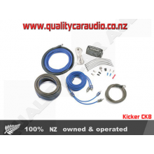Kicker CK8 8 gauge 500wrms kit - Easy LayBy