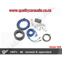 Kicker CK8 8 gauge 500wrms kit - Easy LayBy