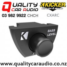 Kicker CXARC Remote Bass Controller for CX, DX and PX Series Kicker Amplifier with Easy Finance
