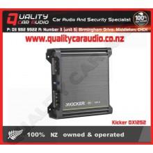 Kicker DX1252 60W 2 Channel Class AB Car Amplifier - Easy LayBy