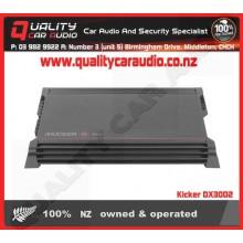 Kicker DX3002 300W RMS 2 Channel Amplifier - Easy LayBy