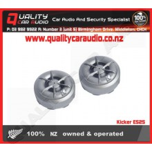 "Kicker ES25 1"" 120W ES-Series Tweeters - Easy LayBy"