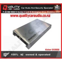 Kicker EX3502 350W 2 Channel Amplifier - Easy LayBy