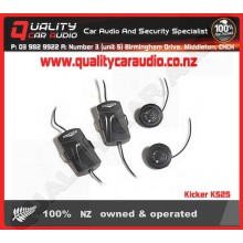 "Kicker KS25 1"" 150W KS Series Car Tweeters - Easy LayBy"
