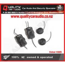 """Kicker KS25 1"""" 150W KS Series Car Tweeters - Easy LayBy"""