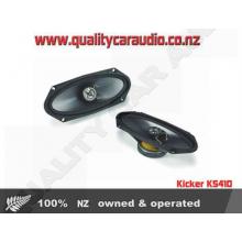 "Kicker KS410 4X10""  2 Way 150W KS Series Speakers - Easy LayBy"
