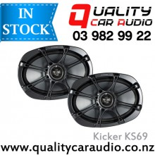 "KICKER KS69 KS SERIES 6X9"" COAXIAL W/20MM TWEETER with Easy Finance"