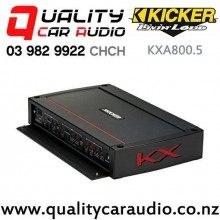 Kicker KXA800.5 800W 5 Channel Class D Car Amplifier with Easy Finance