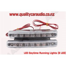 LED Daytime Running Lights (8 LED)