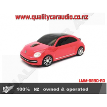 LMM-8890-RD Landmice VW Bettle Red - Easy LayBy