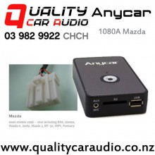 AnyCar 1080A for Mazda - USB/SD interface with Easy Finance Fitted from $199